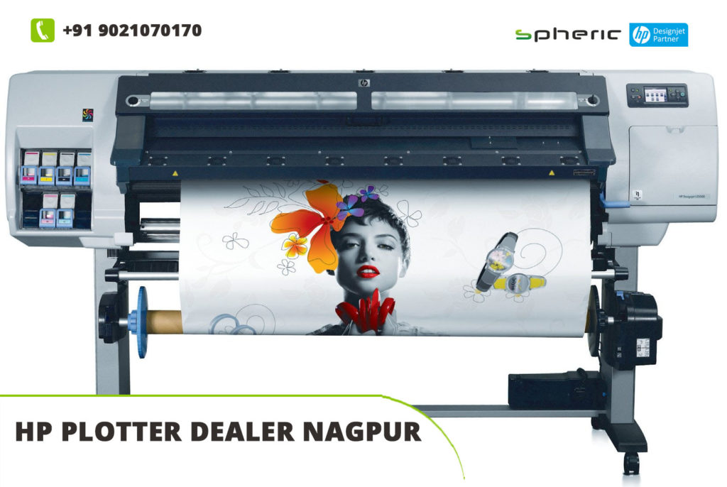 Hp Plotter Nagpur