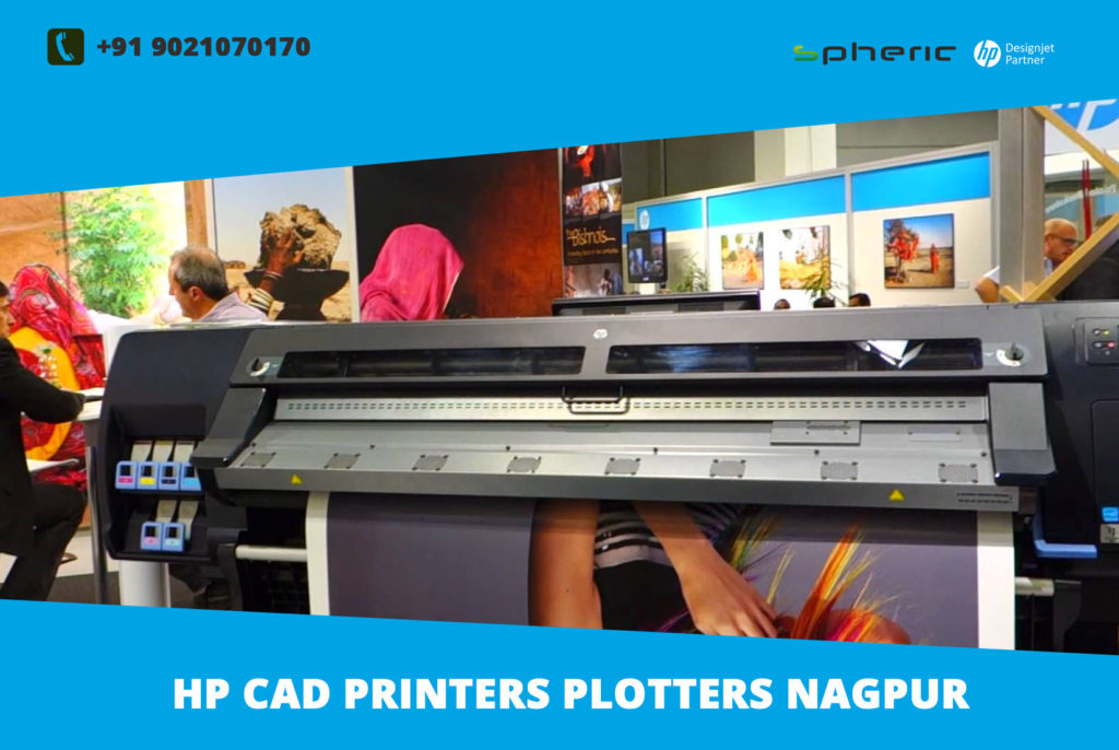 hp gis plotters nagpur
