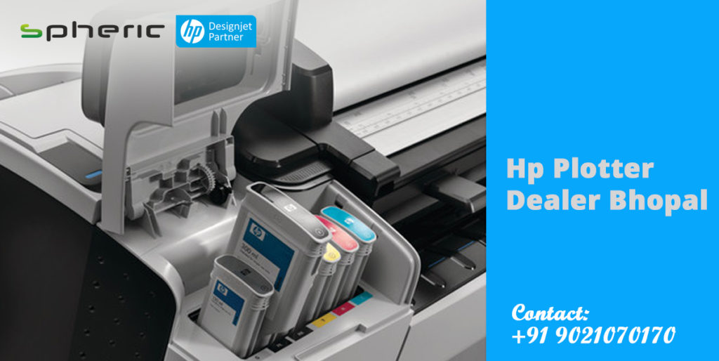 Hp Plotter Dealer Bhopal