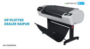 hp plotter dealer raipur