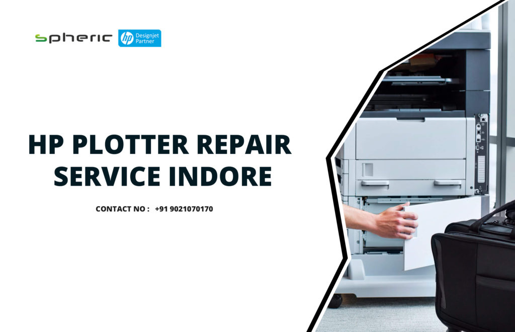 hp plotter indore