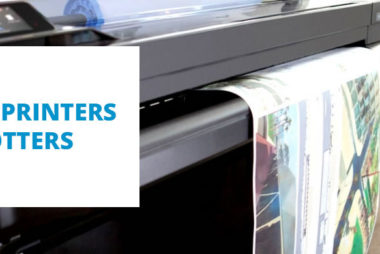 hp cad printers plotters